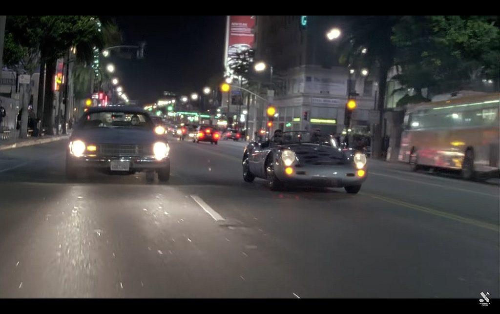 Capture d'écran UFFIE ADD SUV