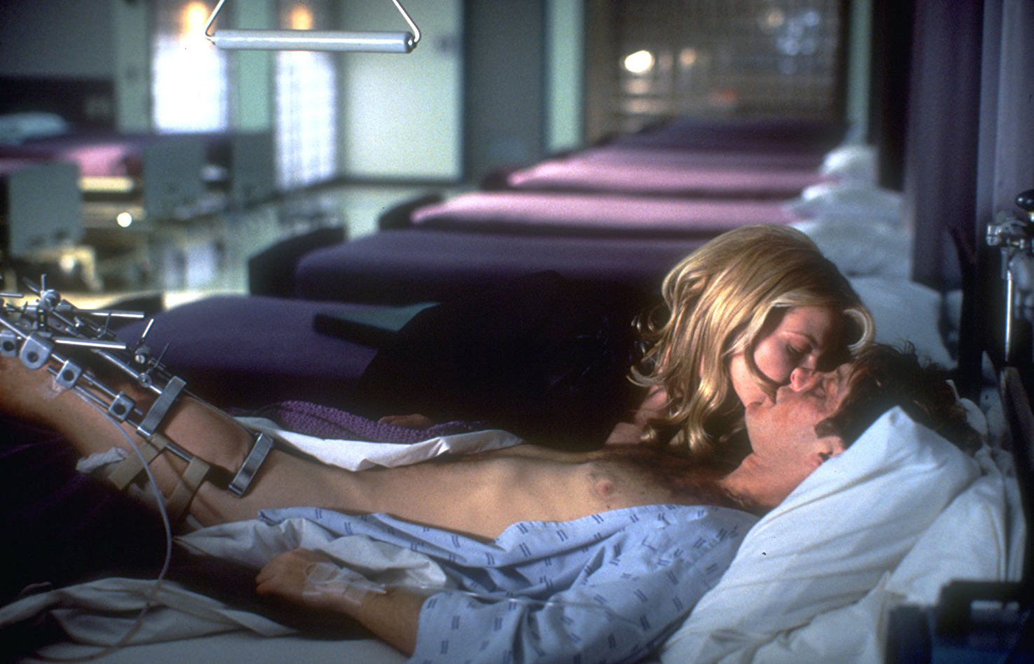 Crash film 1996 Cronenberg Hopital