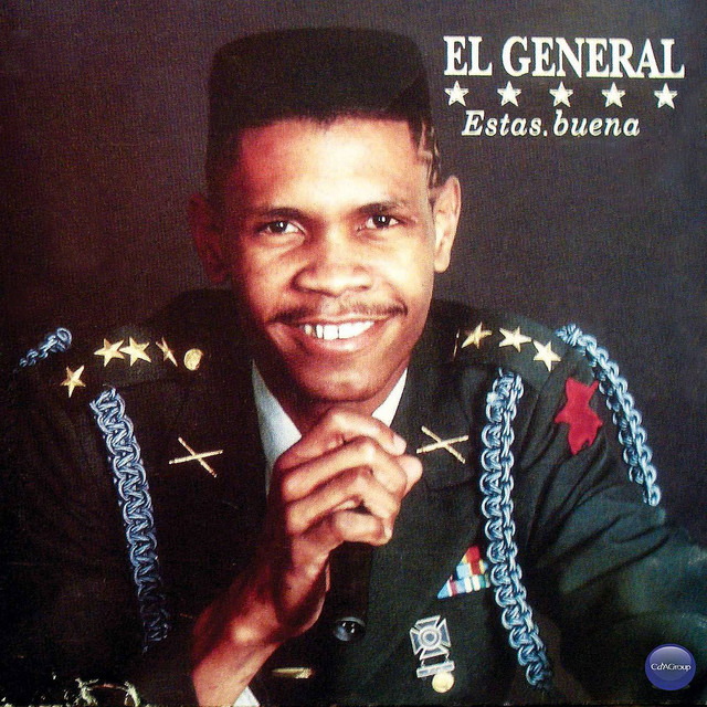 Pochette du single Estas Buesna d'El General
